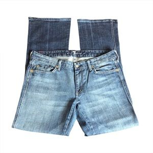 Size 31 Seven For All Mankind A Pocket Flare Jeans